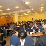 PJI talk at the Commonwealth Legislative Counsel conference in Abuja, Nigeria, April 2010